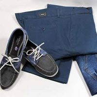 پوشاک و کفش، پارچه و نساجی