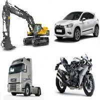 خودرو ،موتورسیکلت، دوچرخه